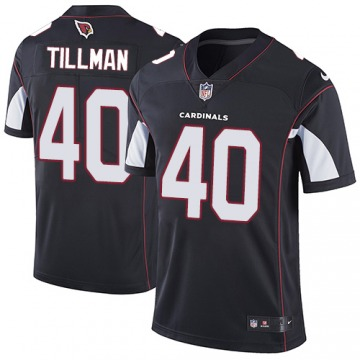 Youth Pat Tillman Arizona Cardinals Limited Black Alternate Jersey